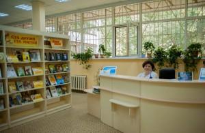 10 мая в библиотеке №144 будет работать мобильная приемная