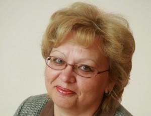 На фото депутат Юлия Мартанова