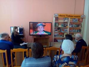 В библиотеке №145 на улице Мусы Джалиля организовали показ фильмов с участием Олега Даля