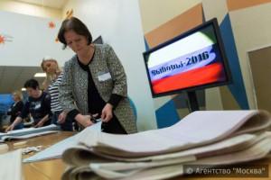 Явка на праймериз по Москве составила 6,4%