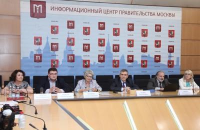пресс-конференция Калины