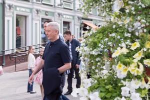 Собянин сообщил, что в Москве стало больше зеленых насаждений