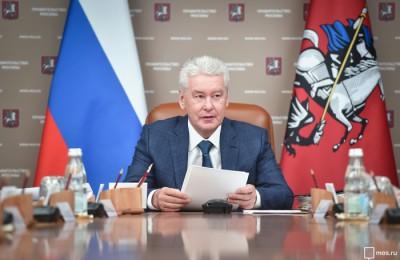 Собянин рассказал о программе капремонта в Москве