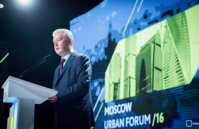 Собянин подчеркнул, что Москва оказалась на верхней строчке рейтинга заслуженно