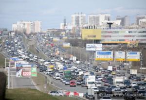 Три новые автодороги снизят нагрузку на МКАД и Третье транспортное кольцо