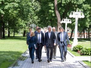 Собянин рассказал, что в Южном округе Москвы появится новая зона отдыха