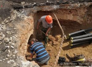 В Москве обновили 20 километров газопровода