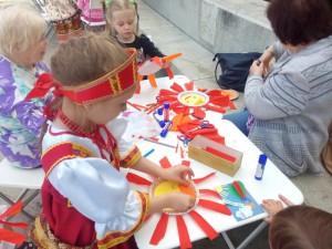 Для ребят провели конкурсы, мастер-классы и турниры по настольным играм