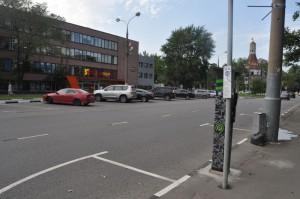 На фото одна из парковок в Зябликове