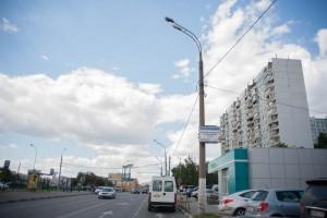 На фото Ореховый бульвар