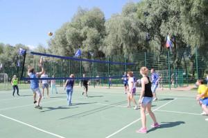 В районе Зябликово пройдут соревнования по волейболу среди дворовых команд
