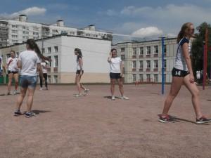 В соревновании приняли участие мужская и женские лиги, которые были сформированы из местных спортсменов