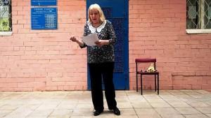 Перед зрителями выступит актриса, руководительница местной театральной студии Янина Когут