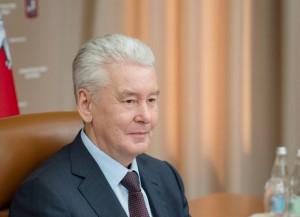 С 60-летним юбилеем поздравил легендарную спортивную арену мэр Москвы Сергей Собянин