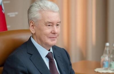 Собянин сообщил, что количество погибших на дорогах Москвы уменьшилось