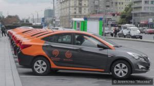 Более чем на 90 машин увеличился столичный парк каршеринга