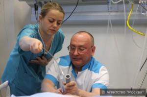 Более 7 тысяч московских медиков пройдут обучение в симуляционном центре Боткинской больницы