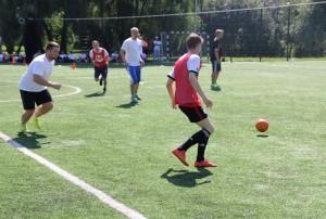 Местные любители погонять мяч смогут продемонстрировать свое мастерство в ближайшее воскресенье
