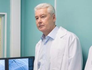Собянин отметил, что благодаря созданию ЕМИАС доступность медицинских услуг в Москве повысилась
