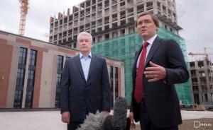 Собянин прокомментировал ход реорганизации промзоны ЗИЛ в ЮАО Москвы