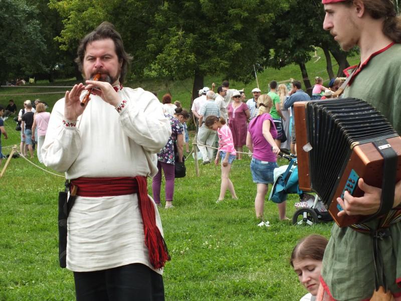 Фестиваль «Русское поле» пользовался триумфом среди жителей столицы