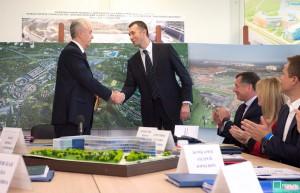 Собянин рассказал о строительстве нового медицинского кластера в Москве