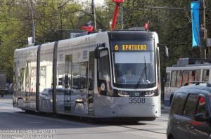 Столичные власти в ближайшие годы планируют закупить 150 новых трамваев