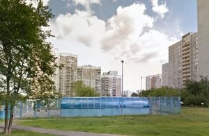 Местные волейболисты встретятся на спортивной площадке в Ореховом проезде