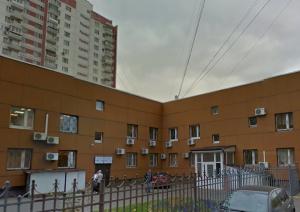 На фото здание управы района по адресу: улица Кустанайская, дом 3, корпус 2