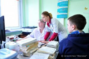69 московских поликлиник полностью перешли на электронные медкарты