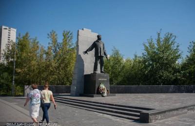Праздник пройдет на площадке около памятника Мусе Джалилю