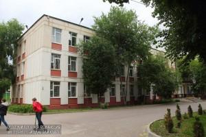 На фото корпус №3 гимназии