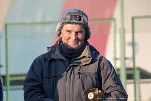 Руководитель клуба Владимир Тыринов