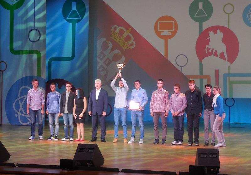 Команды столицы, Санкт-Петербурга иБелграда поделили 1-е место вОлимпиаде крупных городов — Собянин
