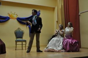 Спектакль по произведению Михаила Булгакова покажут в библиотеке №144