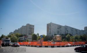 Строительство подземного пешеходного перехода в Зябликове может быть продлено до конца года