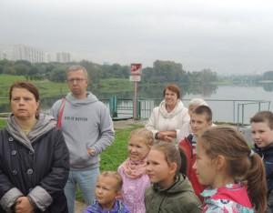 Бесплатную экскурсию по достопримечательностям Зябликова и соседнего Братеева провели для местных жителей