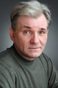 На фото гусляр Александр Коньшин