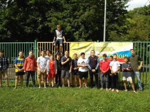 Начинающие парламентарии проведут спортивный праздник для местных жителей