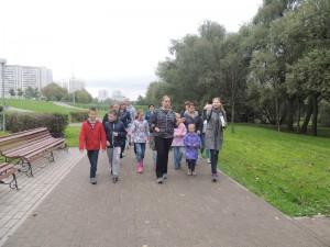 Бесплатную пешеходную экскурсию по достопримечательностям Зябликова и близлежащих районов провели для местных жителей