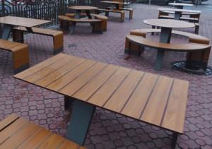 5 летних кафе на территории района Зябликово закроются до 1 ноября
