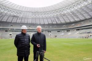 Собянин рассказал о том, как Москвы готовится к чемпионату мира по футболу