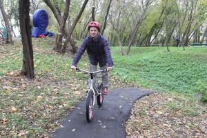 В Москве негласной датой закрытия велосезона считается 10 ноября