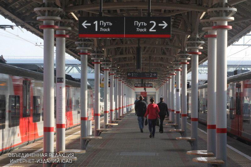 Электрички истанции Московского центрального кольца свяжут пешеходными переходами