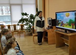 По словам педагогов, малыши оценили работу польских мультипликаторов