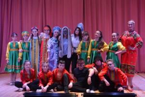 Роли в спектакле исполнят актеры театра-студии 'АРТЧЕРДАК', которая работает при библиотеке