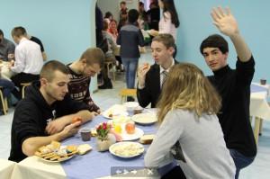 """Воспитанники  центра содействия семейному воспитанию """"Южный"""""""