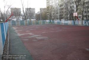 Площадка в районе Зябликово