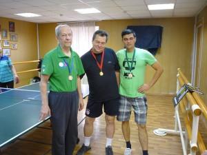 На фото участники турнира