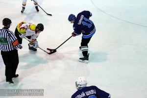 Воспитанники хоккейной школы 'Русь' сразились со сверстниками из 'Белых медведей'
